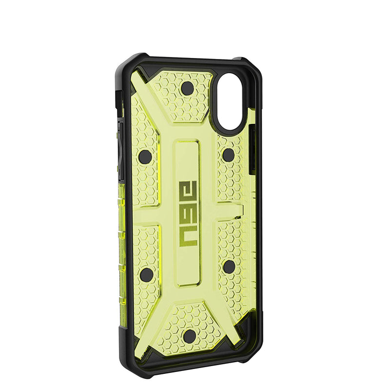 UAG Plasma Military Drop Tested Rugged Case for iPhone X/Xs - Citron - Gearlyst