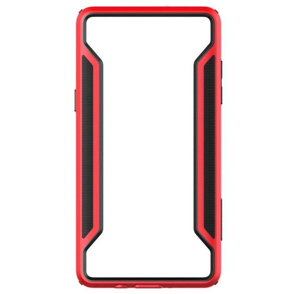 Nillkin Slim Border Series Bumber Case (Red) for Samsung Galaxy Note 4