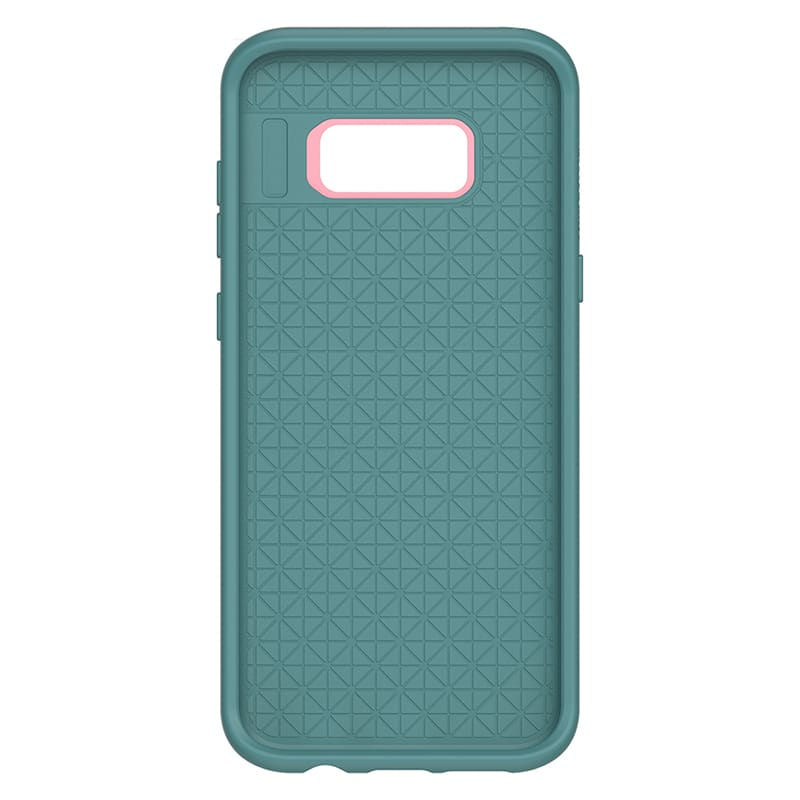 OtterBox Symmetry Slim Rugged Case For Samsung Galaxy S8+ (6.2 INCH) - Rose / Green - Gearlyst