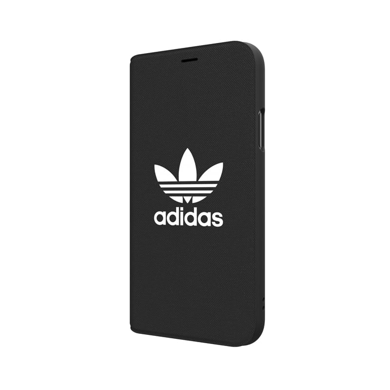 "Adidas Originals Adicolor Booklet Case for iPhone X/Xs (5.8"") - Core Black - Gearlyst"