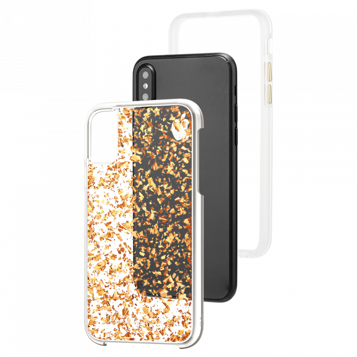 Case-Mate Karat Case for iPhone XS/X - Rose Gold - Gearlyst