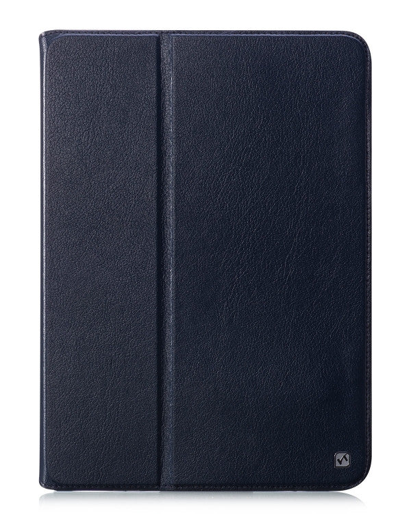 HOCO Portfolio Luxury Leather Case for iPad Air - Sapphire Blue - Gearlyst