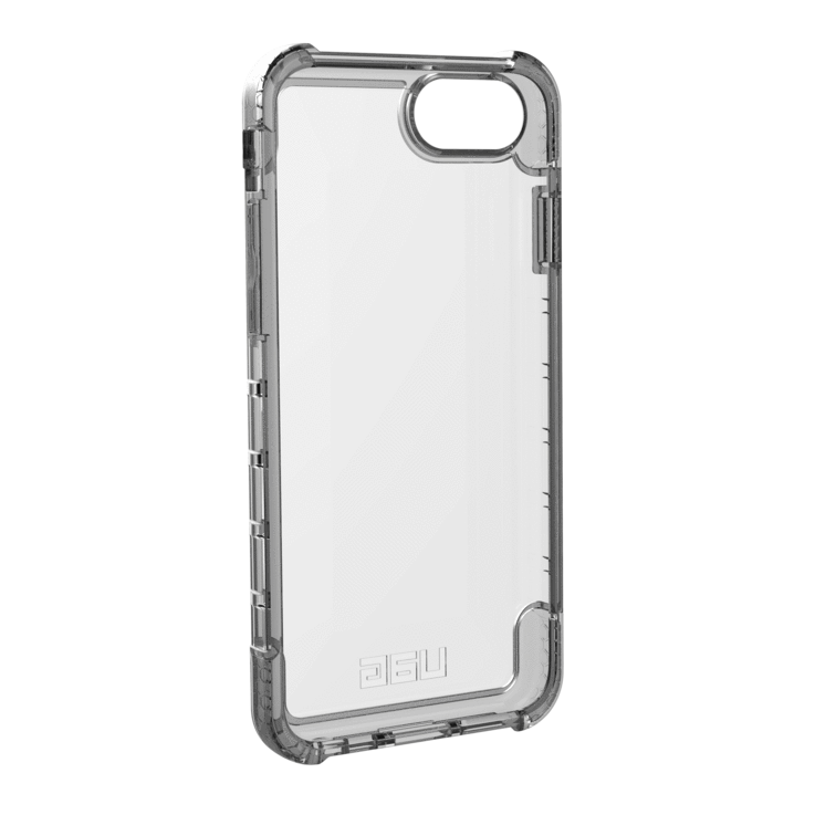 UAG Plyo Armour shell Impact Resistant Case for Apple iPhone 8 Plus /7+/6/6s+ - Ice