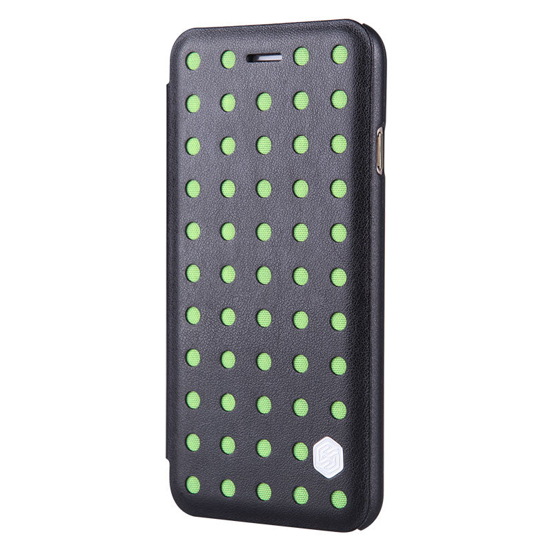 Nillkin POP Folio Leather Case for iPhone 6/6s - Green - Gearlyst