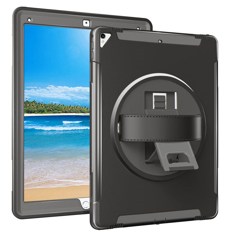 iPad Air 2019 / iPad Pro 10.5 (2017) Rugged Case with Built-in Screen Protector & Kick Stand - Gearlyst