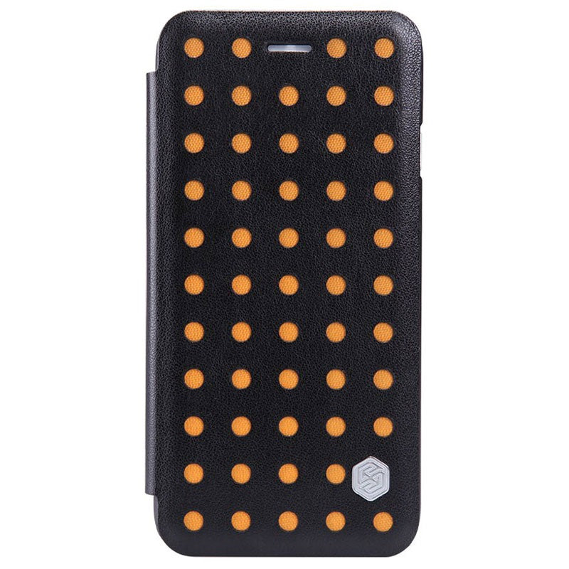 Nillkin iPhone 6 Plus /6s Plus POP Fashion Leather Cover - Orange - Gearlyst