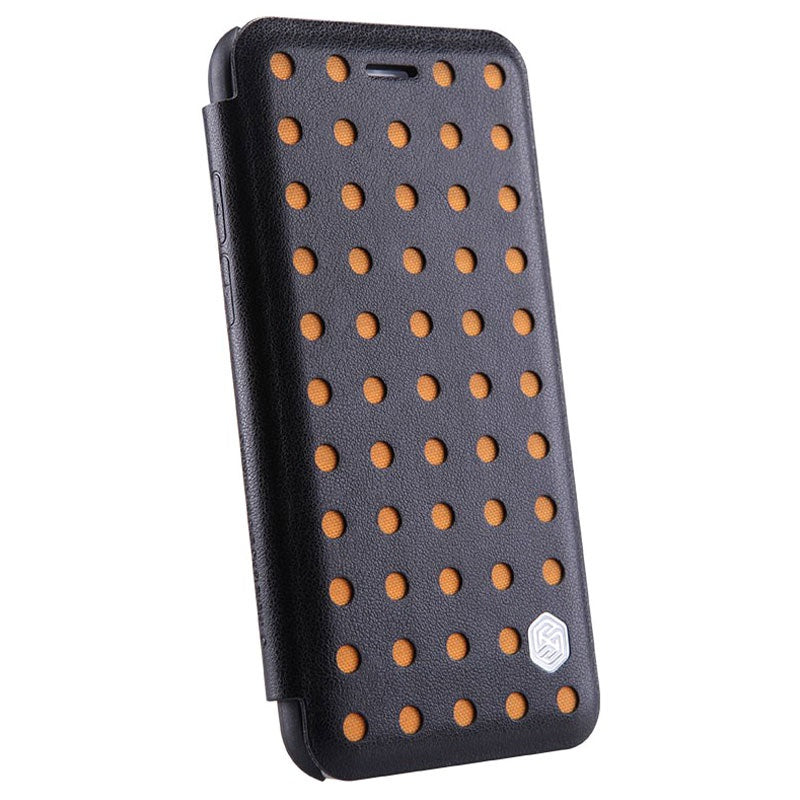 Nillkin iPhone 6 /6s POP Fashion Leather Cover - Orange - Gearlyst