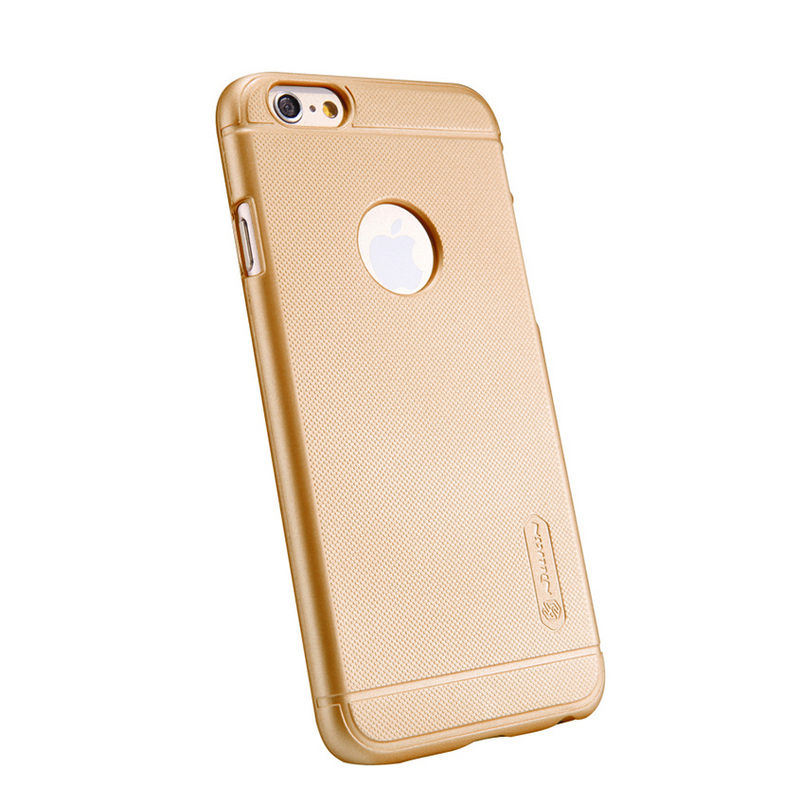 Nillkin Super Frosted Shield Case for iPhone 6 Plus / 6s Plus - Gold