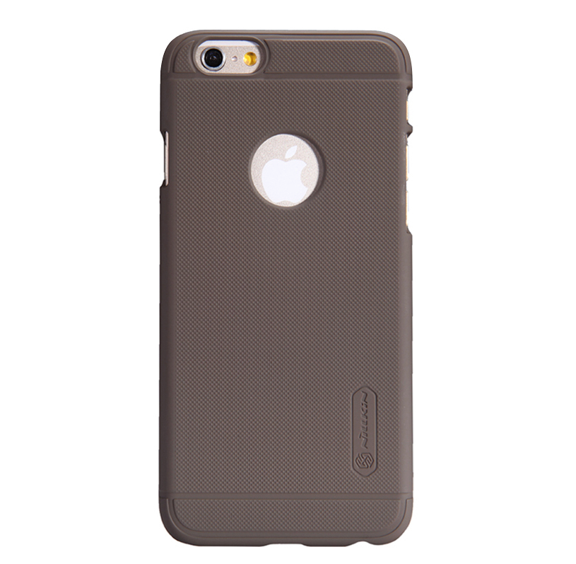 Nillkin Super Frosted Shield Case for iPhone 6 /6s - Brown