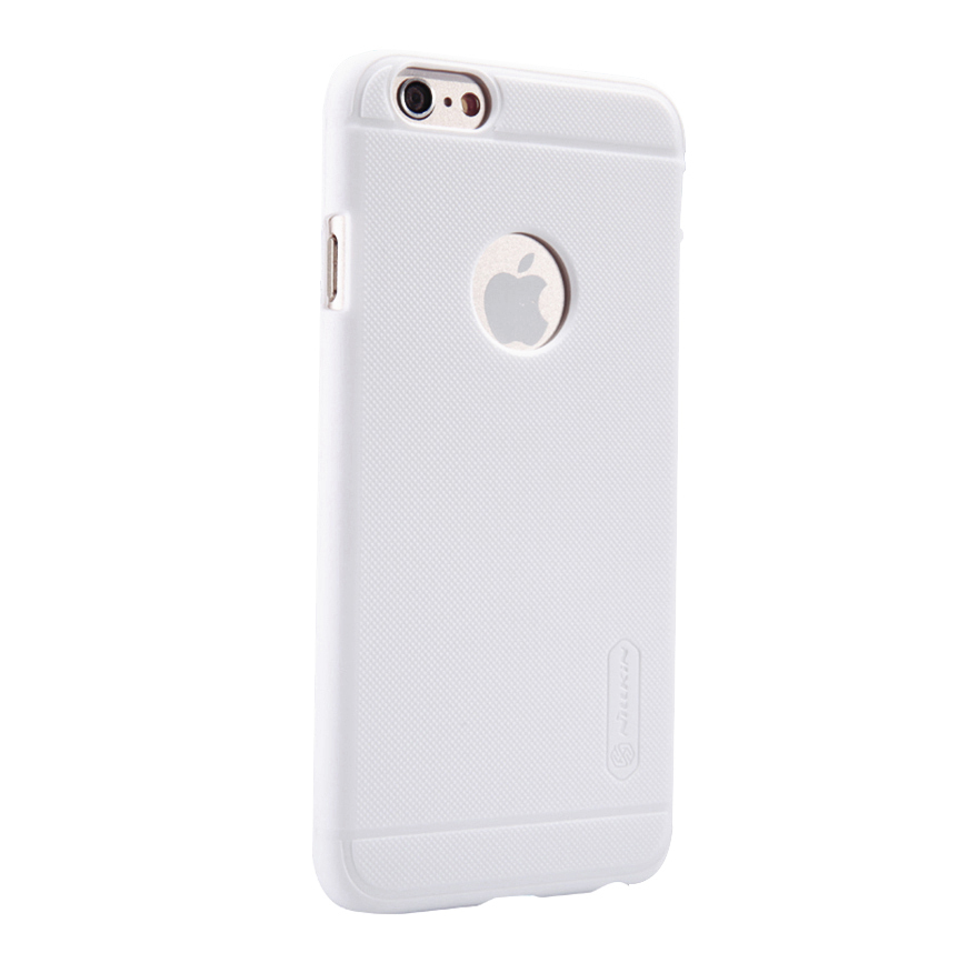 Nillkin Super Frosted Shield Case for iPhone 6 /6s - White