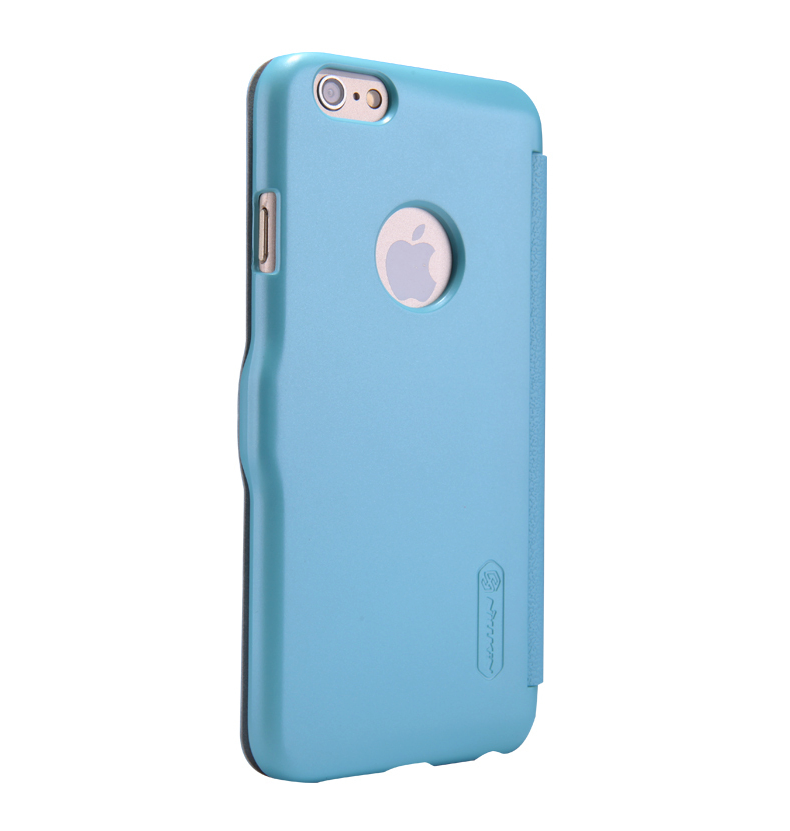 Nillkin Fresh Super Slim Magnetic Closure Case for iPhone 6/6s - Blue - Gearlyst