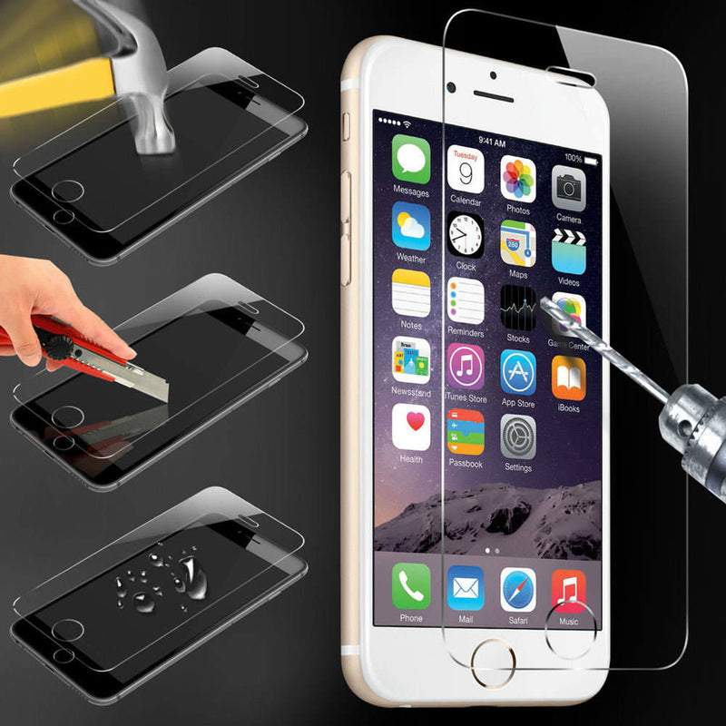 HOCO GHOST 9H Tempered Glass Screen Protector for iPhone 6s/6 - Gearlyst