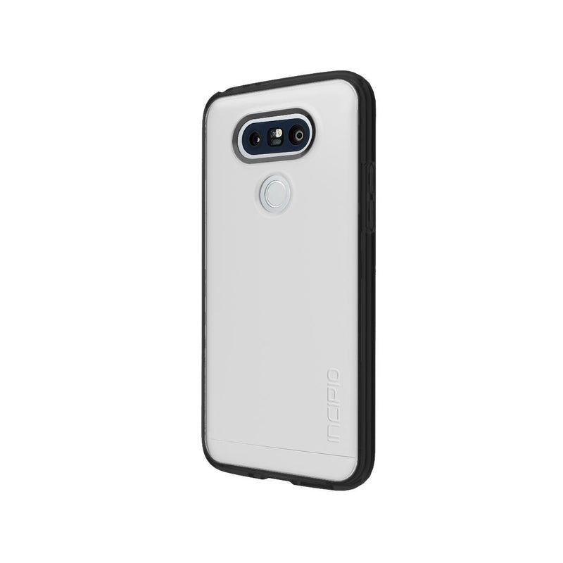 Incipio Octane Pure Rigged Bumper Shell Case for LG G5 - Clear /Black - Gearlyst