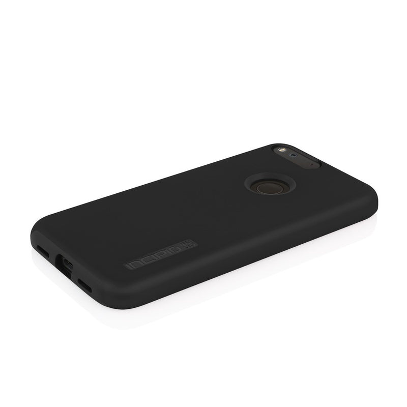 Incipio DualPro Original Dual Layer Protective Case for Google Pixel XL - Black - Gearlyst
