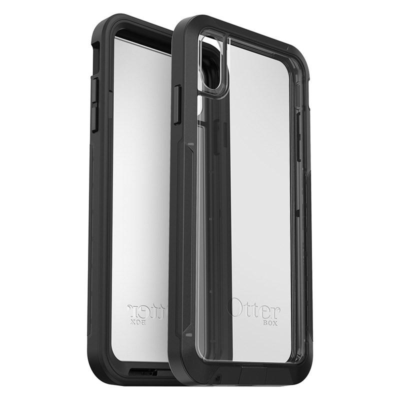 "OtterBox Pursuit Slim Rugged Case for iPhone Xs Max (6.5"") - Black/Clear"