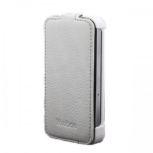 Yoobao iPhone 4s Slim Leather Flip Case - Gearlyst