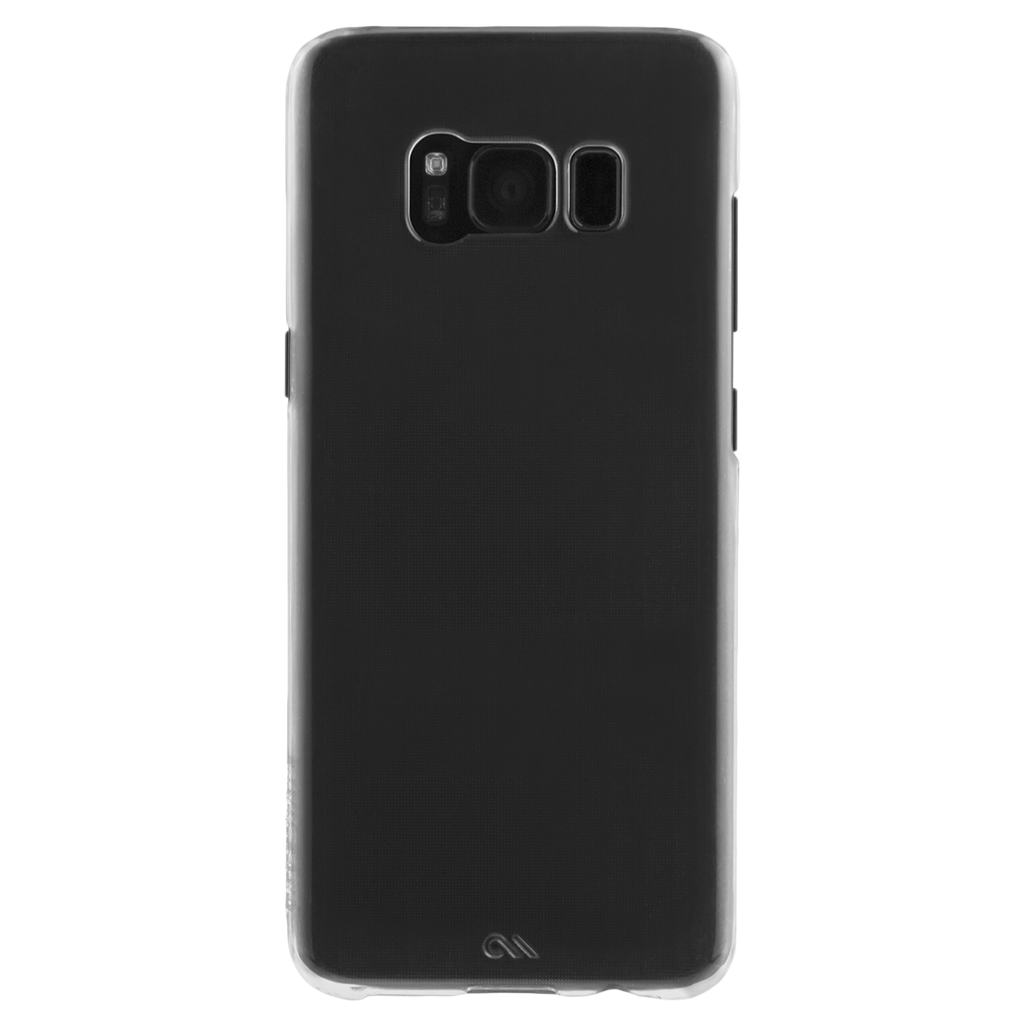 Case-Mate Barely There Tough Case for Samsung Galaxy S8+ - Clear - Gearlyst