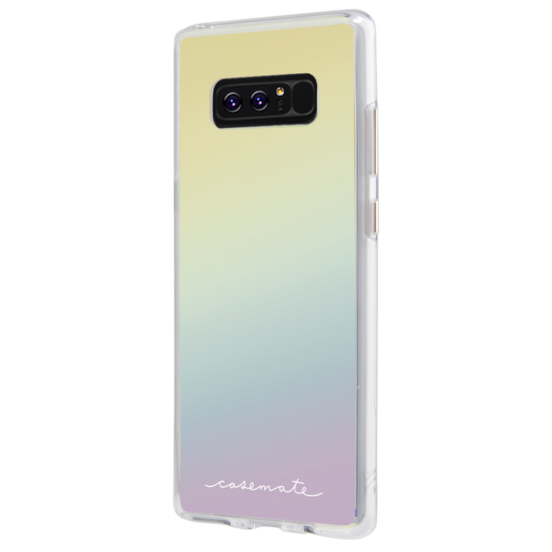 Case-Mate NAKED TOUGH Case For Samsung Galaxy Note 8  - IRIDESCENT - Gearlyst
