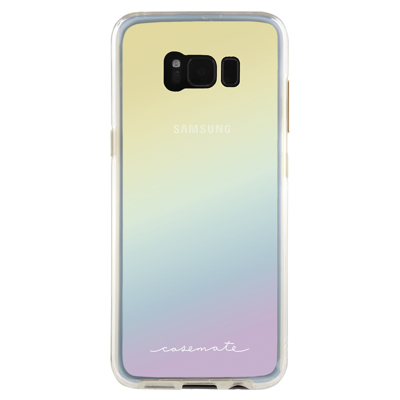 Case-Mate Naked Tough Case For Samsung Galaxy S8+ - Iridescent - Gearlyst