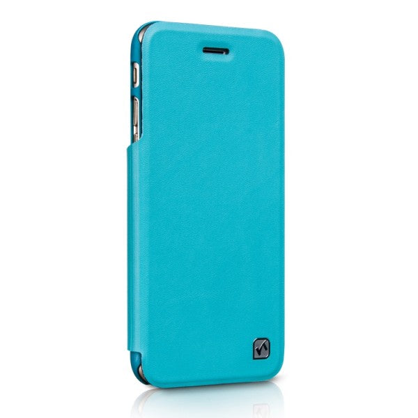 HOCO In-Design Series Leather Case (Pink+Blue) for iPhone 6 / iPhone 6s - Gearlyst