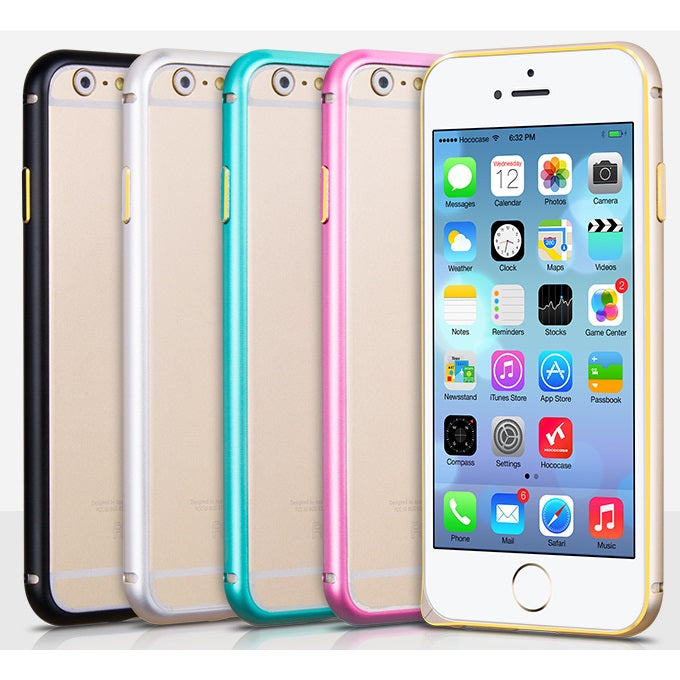 HOCO Blade Aluminium Bumper Case for iPhone 6 Plus / 6s Plus - Gearlyst