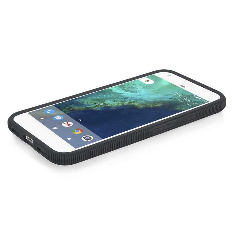 Incipio Octane Shock-Absorbing Case for Google Pixel XL - Frost/Black - Gearlyst