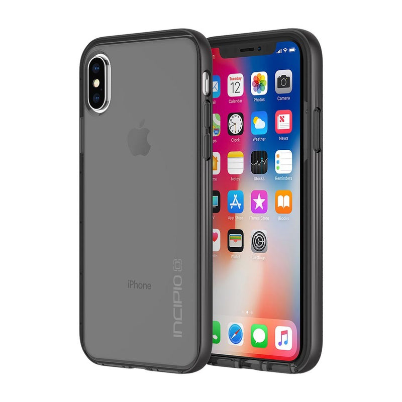Incipio Octane LUX Slim Protective Case for iPhone XS/X - Gunmetal - Gearlyst