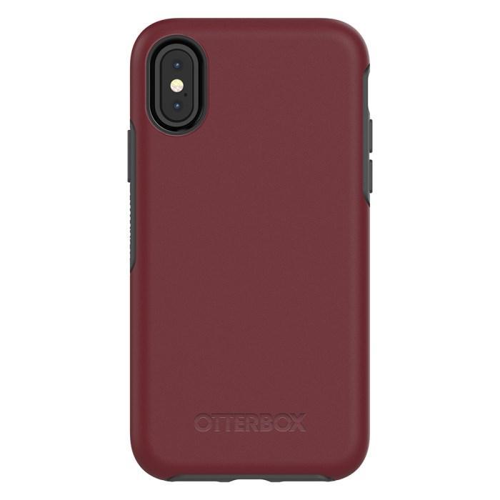 OtterBox Symmetry Tough Slim Case For iPhone XS/X - Fine Port - Gearlyst
