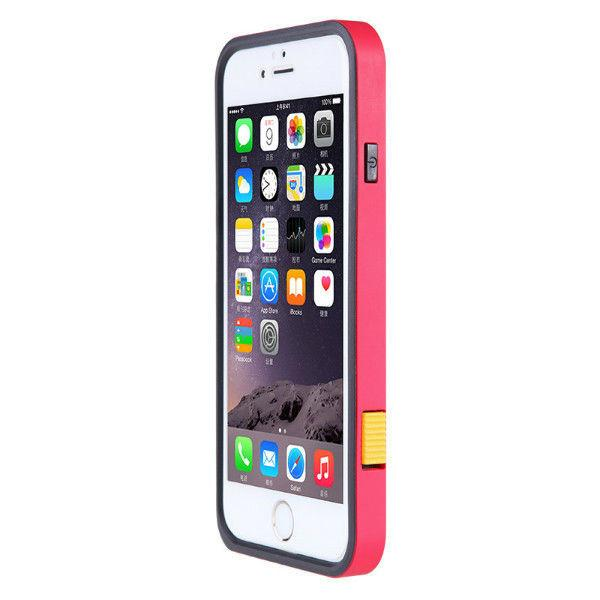 Nillkin iPhone 6 Plus /6s Plus  Shield Show Photoghraphic Shockproof Case - Red - Gearlyst