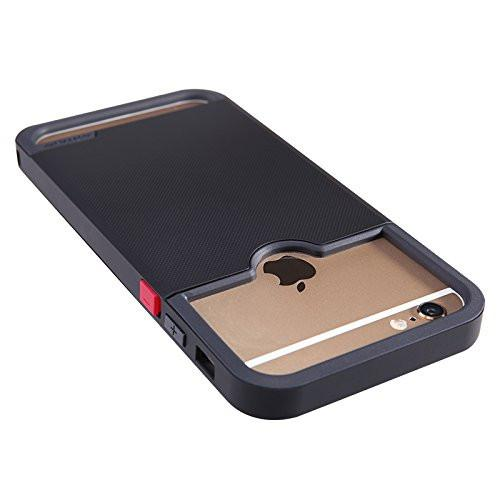 Nillkin iPhone 6 Plus /6s Plus Shield Show ShockProof Camera Case - Black - Gearlyst
