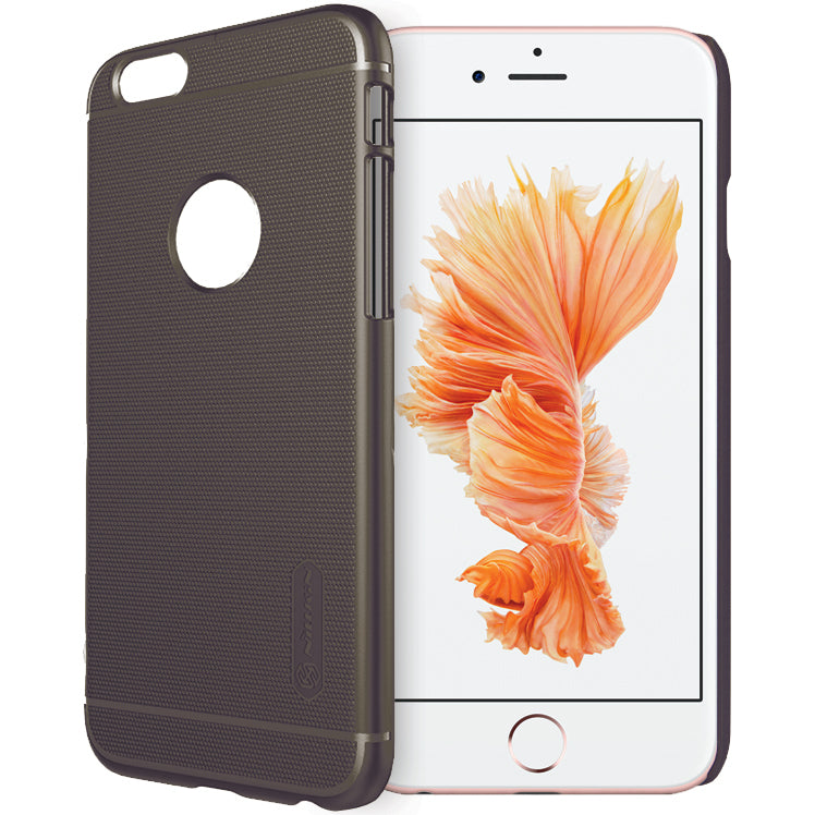 Nillkin Super Frosted Shield Case for iPhone 6 /6s - Brown - Gearlyst
