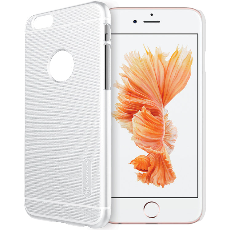 Nillkin Super Frosted Shield Case for iPhone 6 /6s - White - Gearlyst
