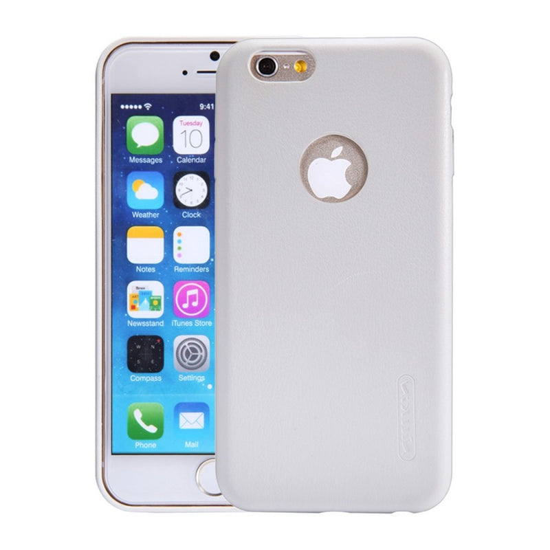 Nillkin Victoria Ultra Slim Leather Case (White) for iPhone 6 /6s