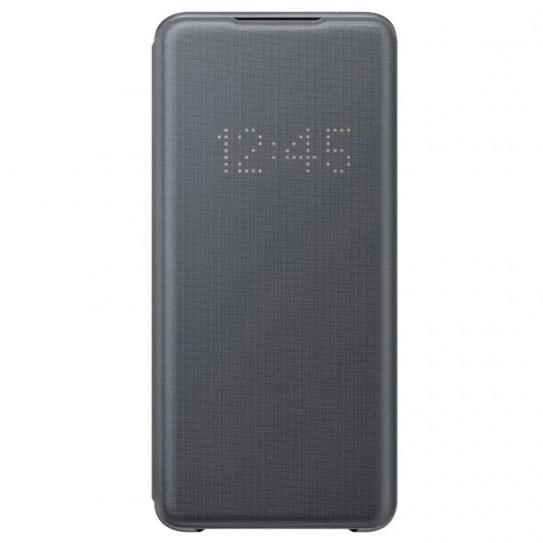 Official Samsung Galaxy S20 LED View Smart Cover - Grey - Gearlyst