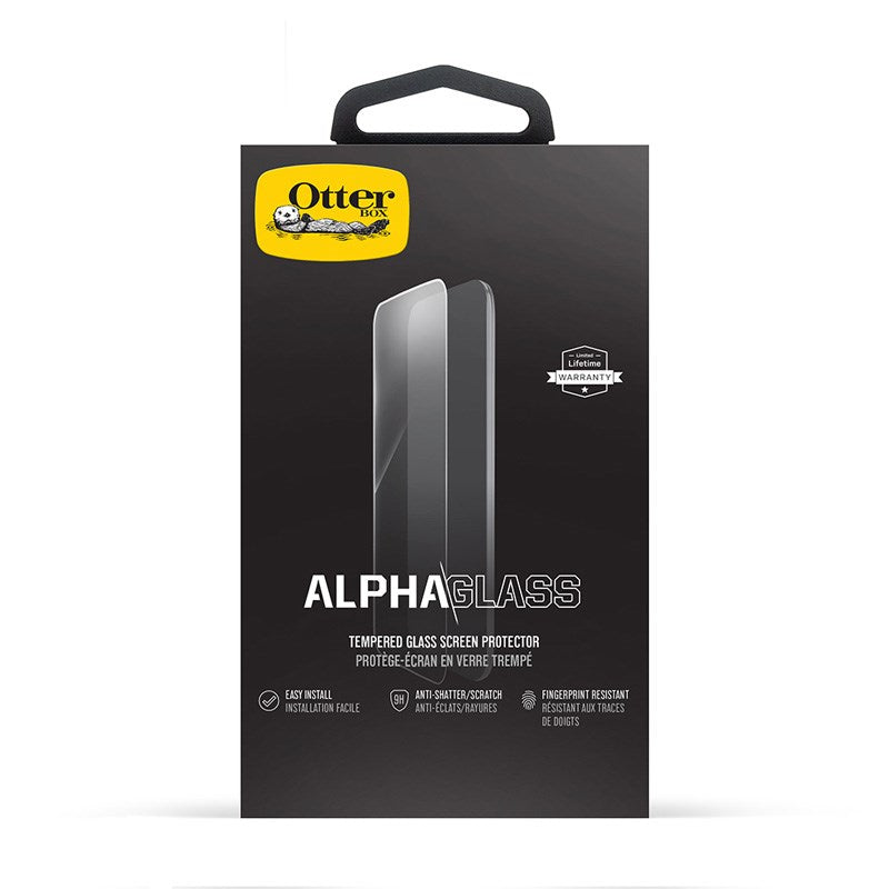 "OtterBox Clearly Protected Alpha Glass Screen Protector for iPhone XR (6.1"")"
