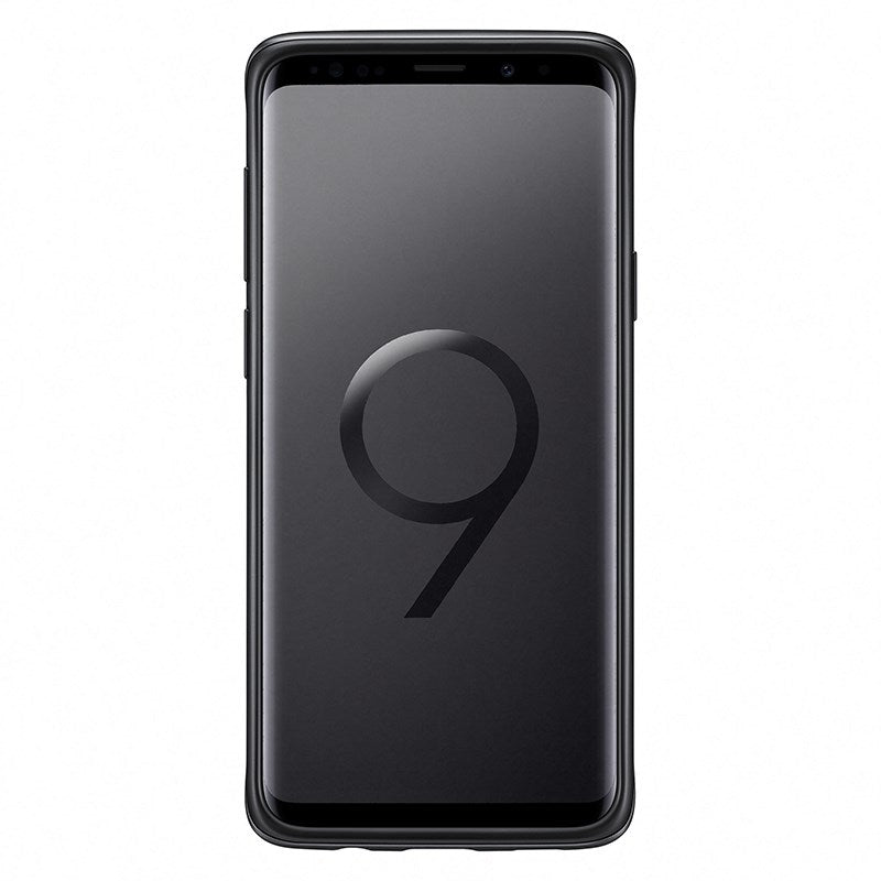Genuine Offical Samsung LED VIEW Cover For Samsung Galaxy S9 - Black - Gearlyst