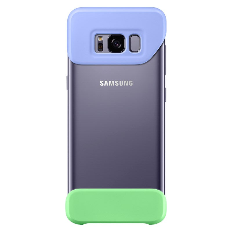 Samsung Two Piece Slim Cover for Samsung Galaxy S8+ - Violet - Gearlyst