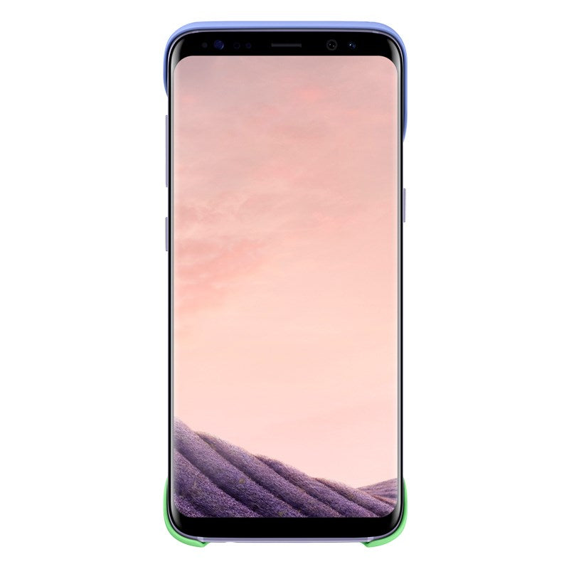 Samsung Two Piece Slim Cover for Samsung Galaxy S8+ - Violet