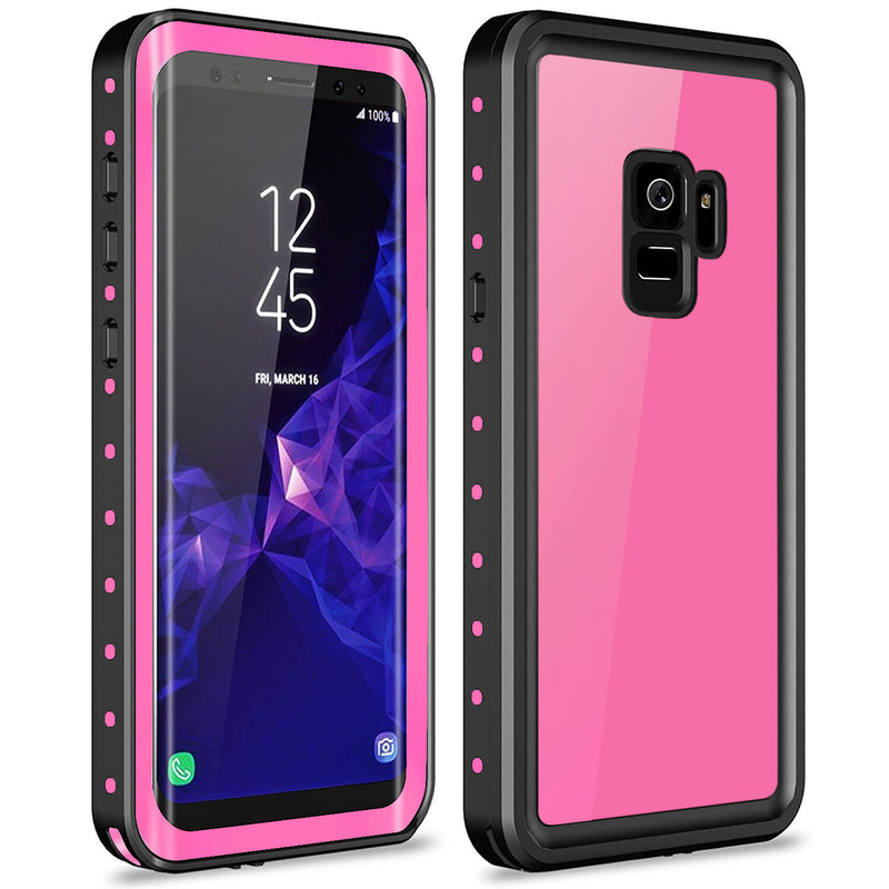 Samsung Galaxy S9 WaterProof ShockProof Rugged Case DOTPRO - Gearlyst