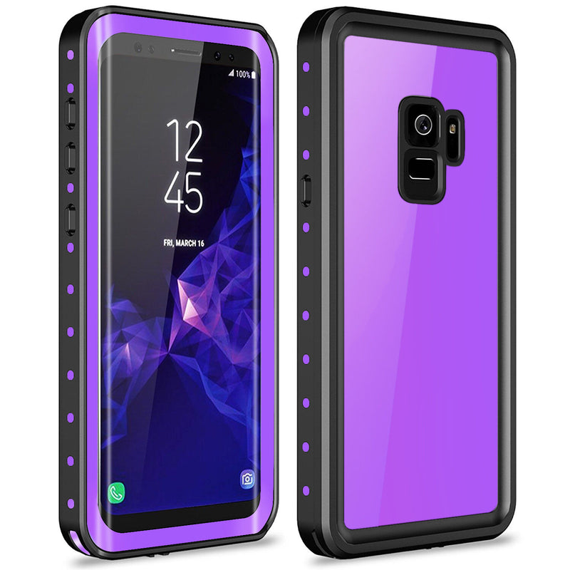 Samsung Galaxy S9+ Plus WaterProof ShockProof Rugged Case DOTPRO - Gearlyst