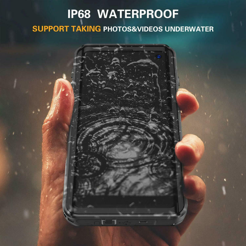 Samsung Galaxy S10 Plus WaterProof ShockProof Rugged Case DOTPRO - Gearlyst