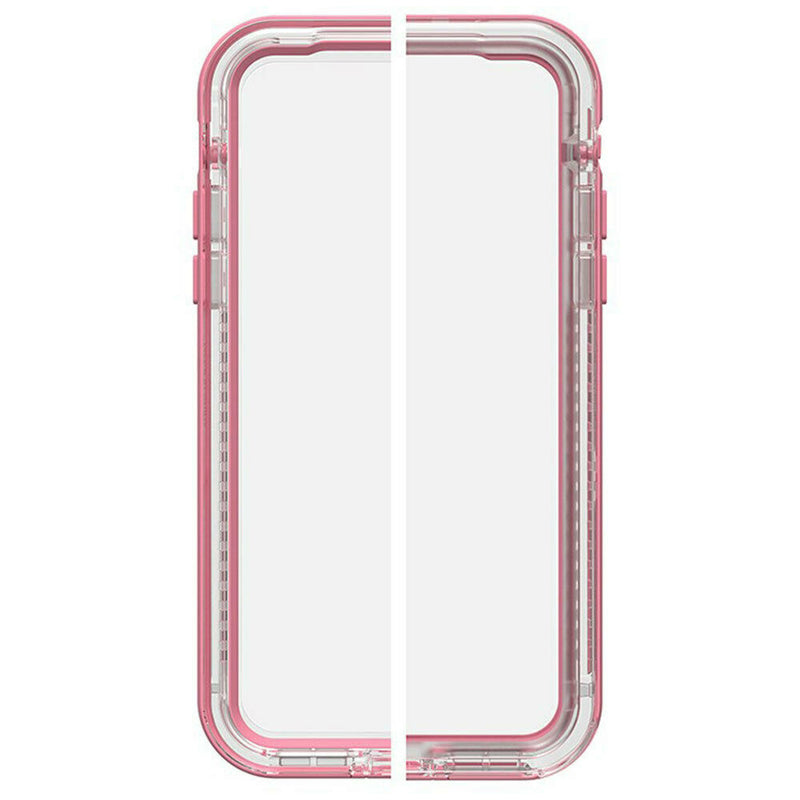 LifeProof Next Droproof Slim Rugged Case For iPhone X - Pink/ Clear - Gearlyst