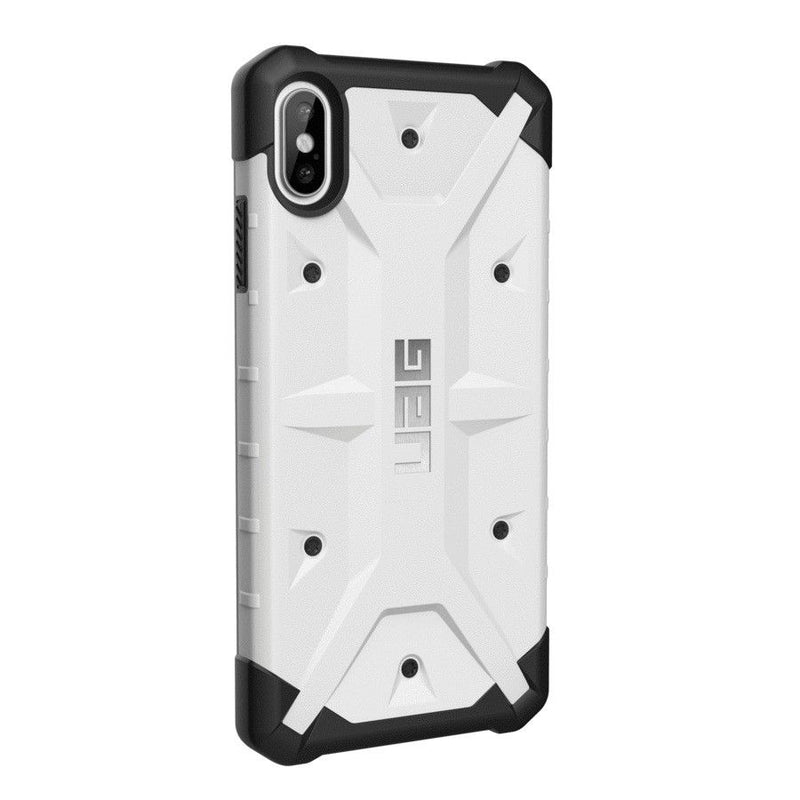 UAG Pathfinder Impact Resistant Slim Rugged Case for iPhone X/Xs-White