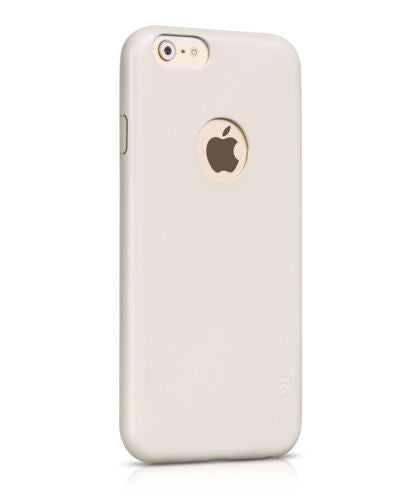 HOCO Slimfit Back Cover Leather Case (Khaki) for iPhone 6 / iPhone 6s - Gearlyst