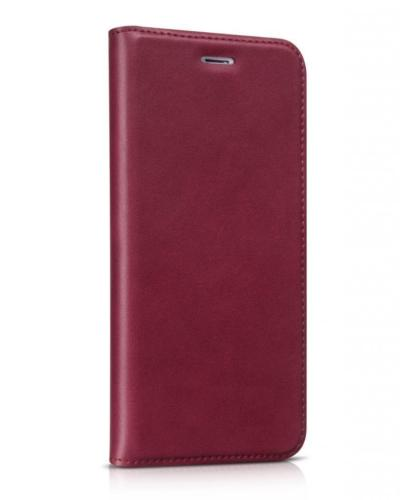HOCO Luxury Series Leather Case (Wine Red) for iPhone 6 Plus / iPhone 6s Plus - Gearlyst