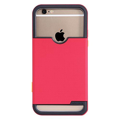 Nillkin iPhone 6/6s Shield Show Photoghraphic Shockproof Case - Red - Gearlyst