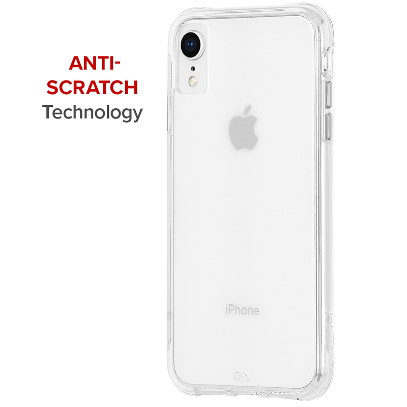 "Case-Mate Tough Street Case For iPhone Xs Max (6.5"") - Clear - CM037840 - Gearlyst"