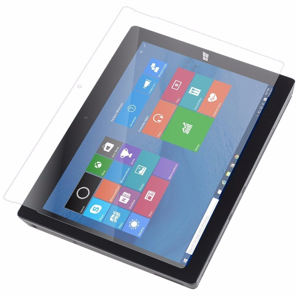 ZAGG INVISIBLESHIELD TEMPERED GLASS SCREEN PROTECTOR FOR SURFACE PRO (2017) / PRO 4 - Gearlyst