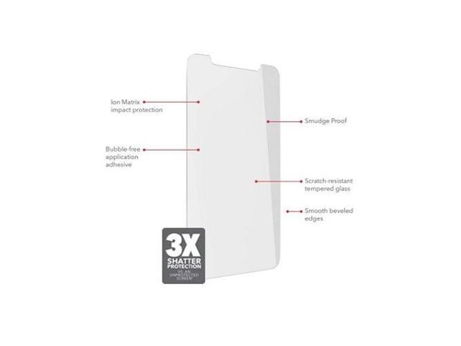 ZAGG InvisibleShield Glass+ Glass Screen Protector for iPhone X - Gearlyst