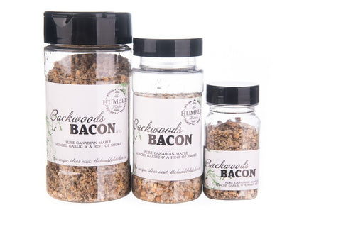 Backwoods Bacon Gourmet Sea Salt Blend